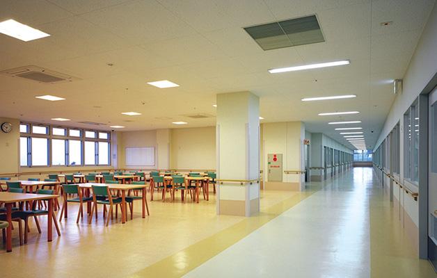 食堂・デイルーム・生活機能回復訓練室